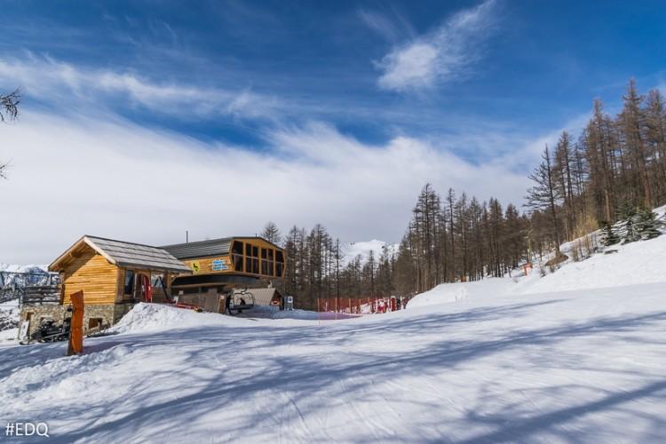 Station de Ski d'Abriès - Domaine du Haut-Guil