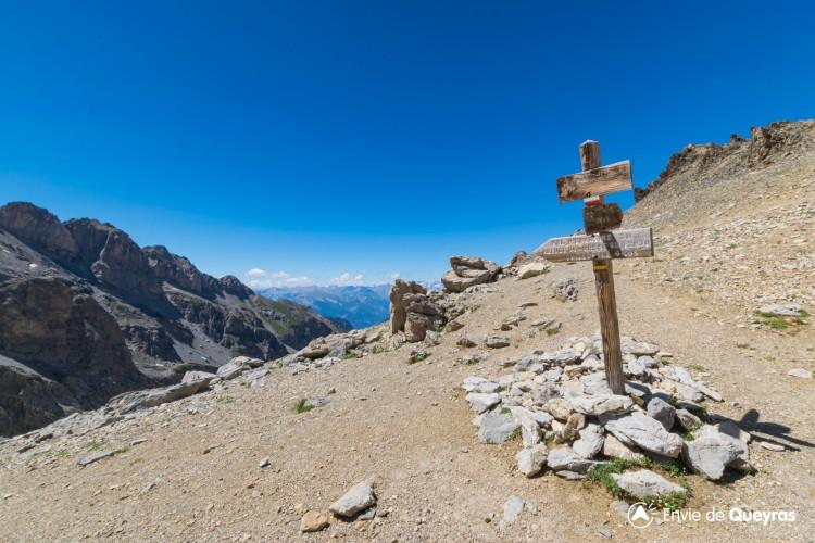 Col des Houerts (2871m)
