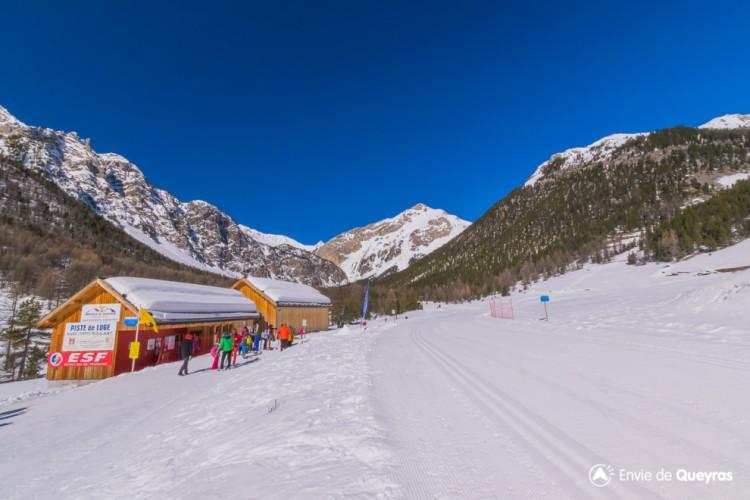 Domaine ski nordique d'Arvieux - Vallée de l'Izoard