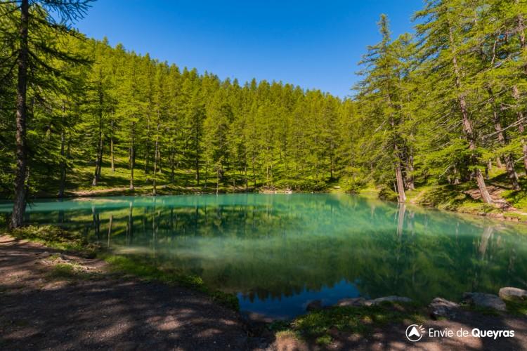 Lac du Pré du Laus