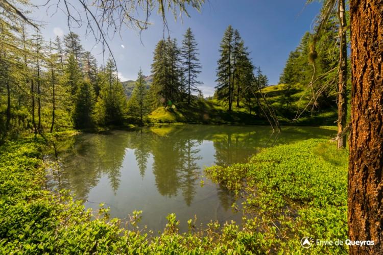 Lac Zoé