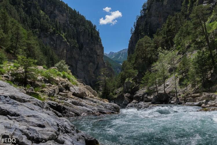 Pêche de rivière dans le Queyras (Guil, Durance)