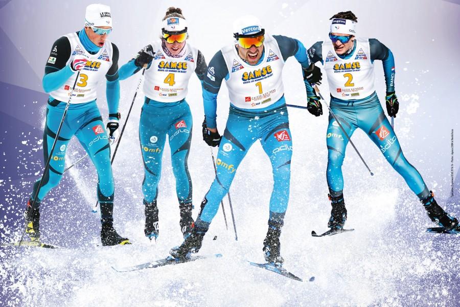 Biathlon 2019 Calendrier.Samse National Tour 2019 2020 Etape 1 A Arvieux Envie De