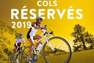 Cols Réservés 2019 : montée du Col Agnel