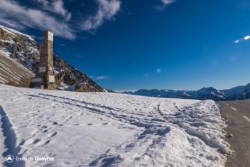 Fermeture hivernale 2018 route du Col d'Izoard