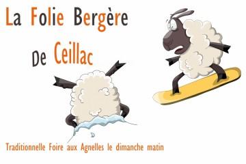 Foire aux Agnelles 2019 / La Folie Bergère de Ceillac