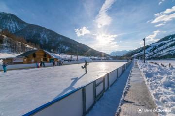 Ouverture Patinoire Aiguilles hiver 2018/2019