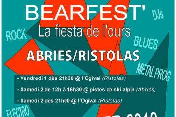 Bearfest 2019 - festival de musique givré Abriès / Ristolas