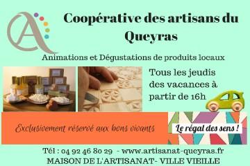 Les Artisaneries du Jeudi Hiver 2018/2019
