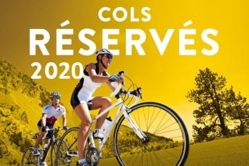Cols Réservés 2020 : montée du Col Agnel