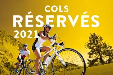 Cols Réservés 2021 : montée du Col Agnel