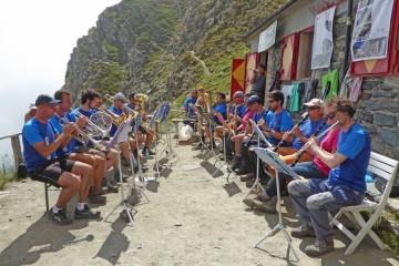 Concert au Refuge Nino Soardi 2020