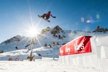 Coupe d'Europe de Snowboard Freestyle 2019 Vars
