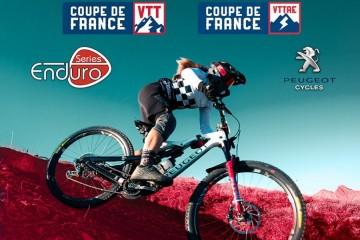 Enduro Series 2021 Risoul - Coupe de France VTT VTTAE