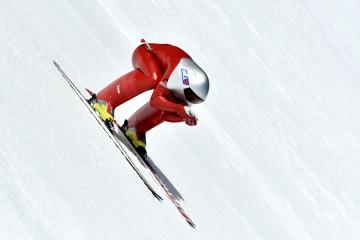 Coupe du Monde 2020 FIS de Ski de Vitesse - Etape de Vars
