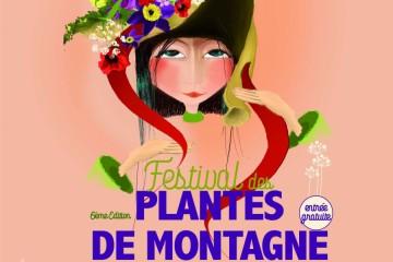 [Annulé] Festival des Plantes de Montagne 2020