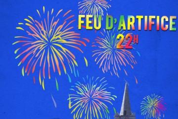 Fête Nationale 2021 Abriès-Ristolas - Feu d'artifice Bal