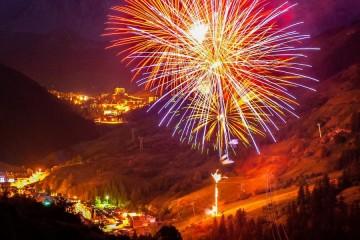 Fête Nationale 2021 Vars - Feu d'artifice Bal