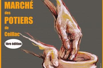 Marché des Potiers Ceillac 2021