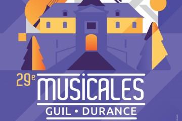 [Annulé] Musicales Guil Durance 2020