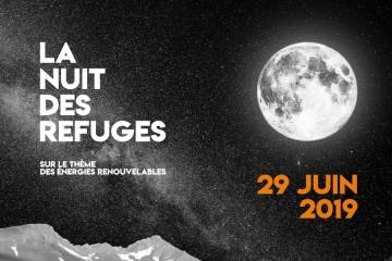 Nuit des Refuges 2019