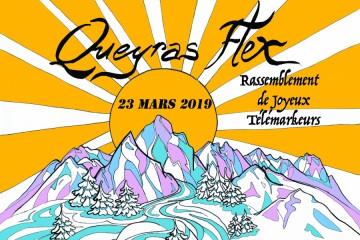 Queyras Flex 2019 - Rassemblement Télémark