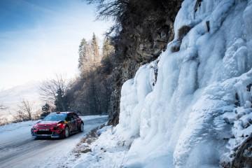 Rallye Monte Carlo 2020 - Spéciale St-Clément > Freissinières