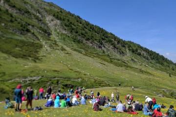 Rassemblement Franco-Italien du Col Lacroix 2020