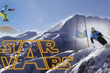 Star Vars 2020 - Rassemblement Monoskieurs
