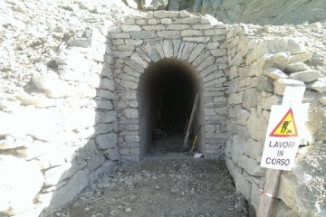 Fermeture Hivernale 2018 du Tunnel de la Traversette