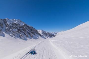 Ouverture Domaines Ski Nordique Queyras Hiver 2020/2021