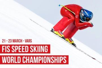 Championnat du Monde 2019 FIS de Ski de Vitesse - Etape de Vars