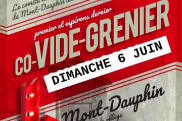 Vide Grenier Mont-Dauphin 2021