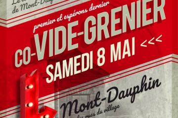 [Annulé]Vide Grenier Mont-Dauphin 2021