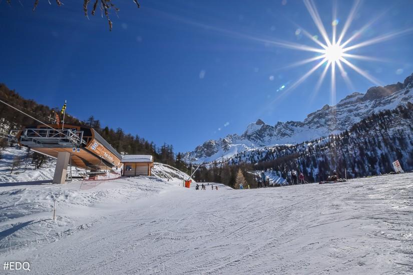 station-de-ski - Photo