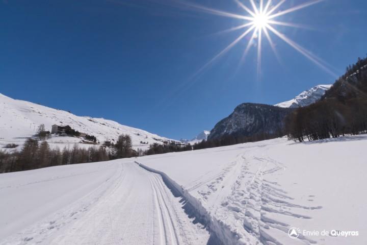 date d 39 ouverture fermeture hiver 2017 2018 des domaines ski nordique queyras envie de queyras. Black Bedroom Furniture Sets. Home Design Ideas