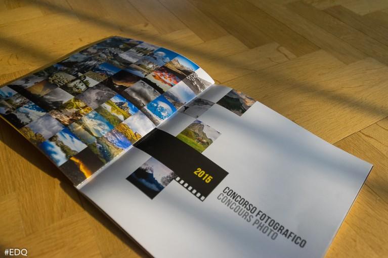 Le book du concours photo Viso 2015 : la page intérieure