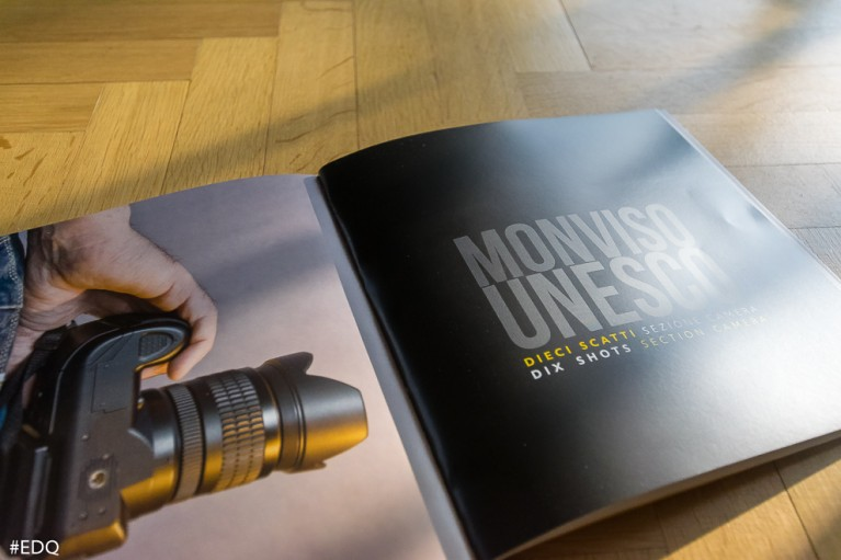 La page photo traditionnelle du book concours photo Viso 2015
