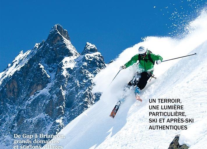 Le supplément L'Equipe Magazine Hautes-Alpes 2015