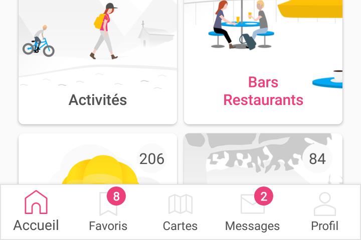user bar apps juillet 2017