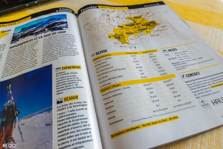 Le comparatif des tarifs forfaits 2015 pour les différentes stations de ski des Hautes-Alpes