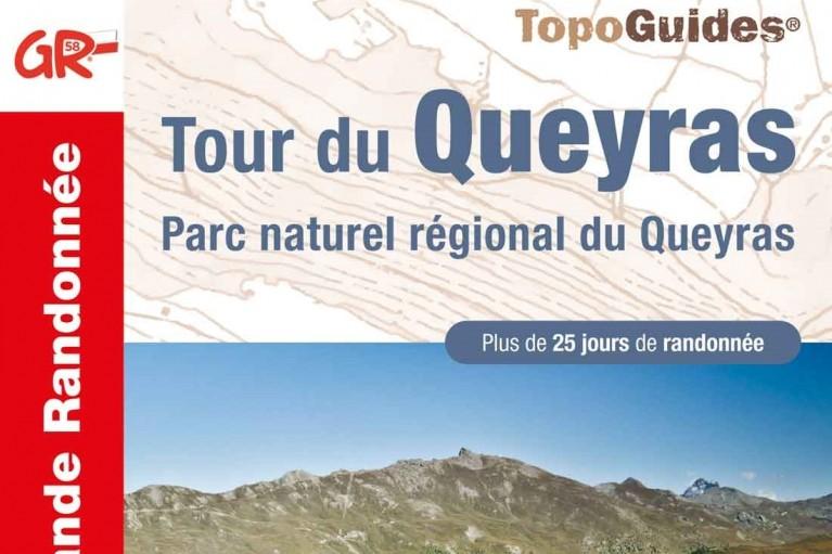couverture topo guide GR58 FFRP 2021