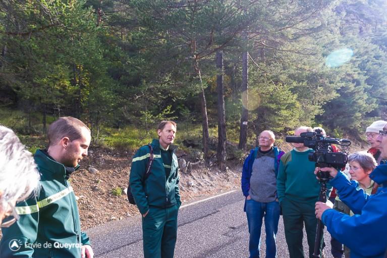 Rappel de l'historique des réserves intégrales en France par l'un des responsables ONF des Hautes-Alpes