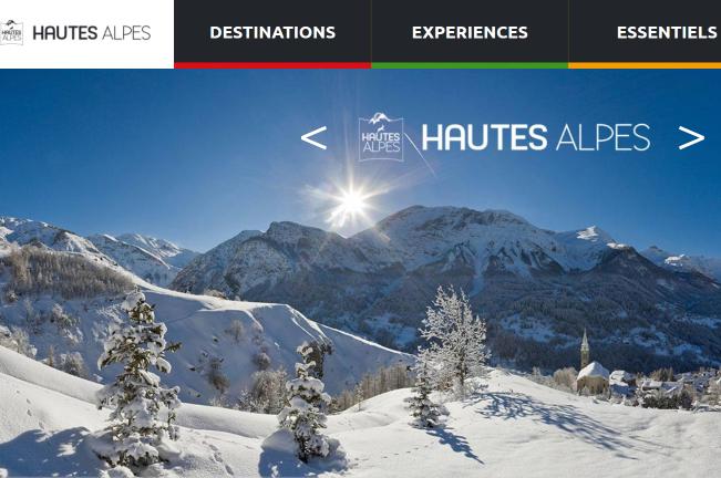 Le nouveau site web de l'Addet Hautes-Alpes