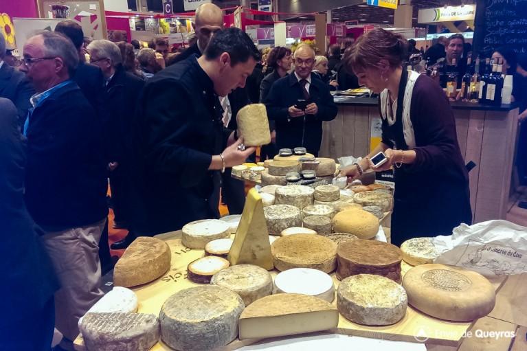 plateau de fromage finalise