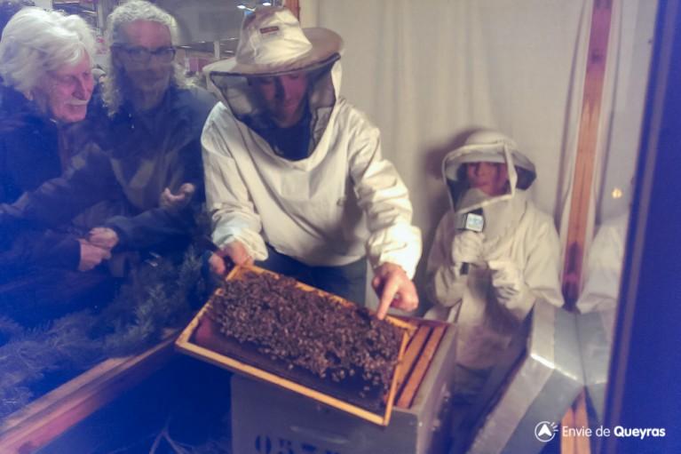 rayon rucher abeilles salon agriculture