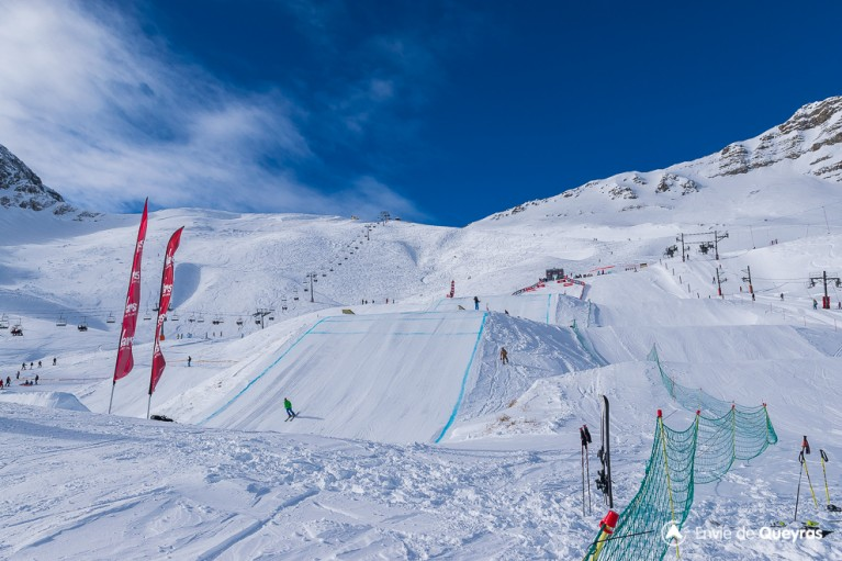snowpark vars eyssina lors freestyletour
