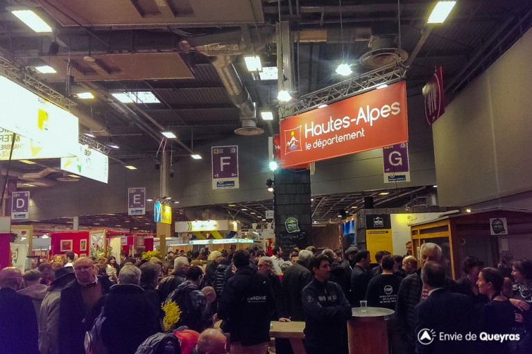 vue globale stand hautes alpes