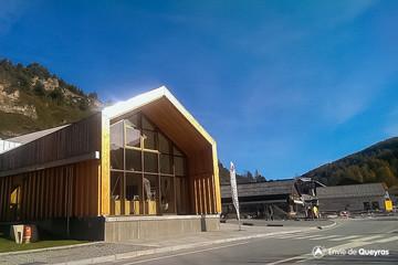 Inauguration de la maison du tourisme de ch teau ville vieille envie de queyras - Office de tourisme queyras ...
